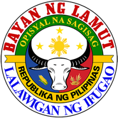 The Municipal Government of Lamut Official Logo